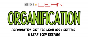 ORGANIFICATION Diet - Health Maximizing Cleansing& Purifying Weight Loss Eating System