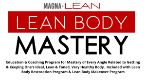 Lean Body MASTERY - Lean Body Restoration & Makeover Coaching Program