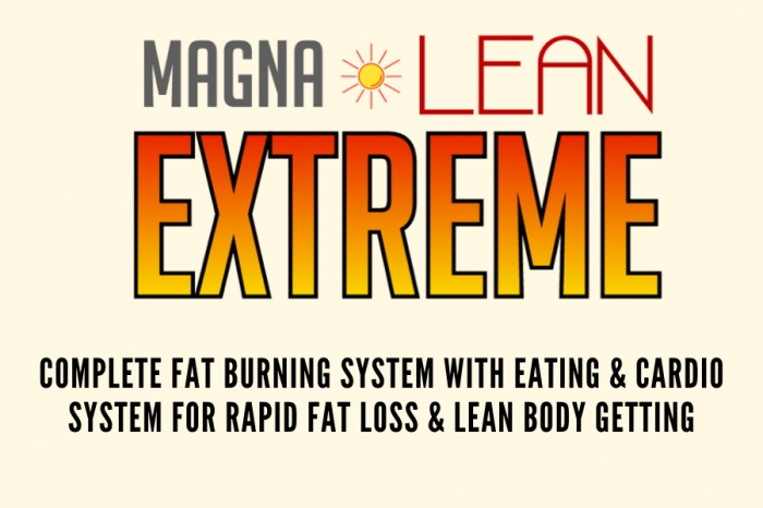 MAGNALEAN EXTREME Fat Burning System